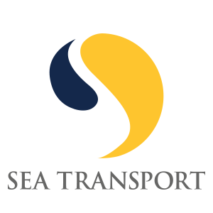 sea transport logo