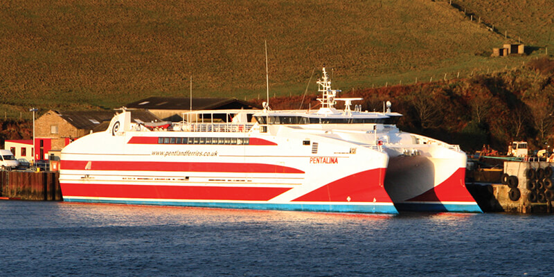 ferry design services