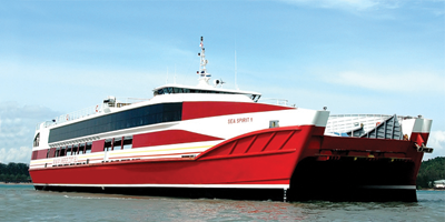 Ferries | Naval Architects, Consultants & Surveyors