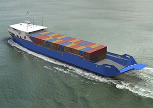 Tranship SLV Containers