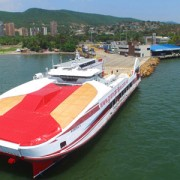 ferry design by sea transport