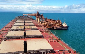 Whyalla Transhipping Vessel Design