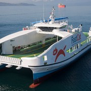 Fast Cat ferry design