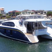 Passion Catamaran Stuart Ballantyne