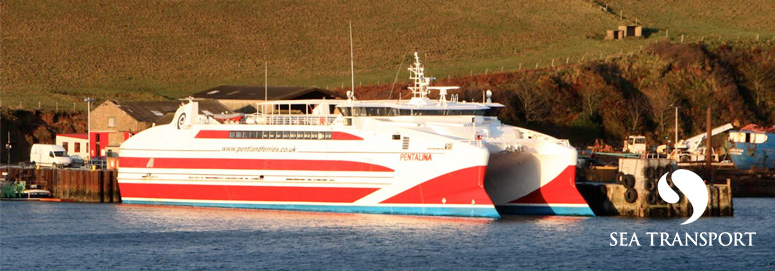 sea transport ferry operations