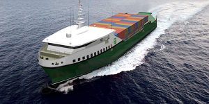 3D ship design by sea transport solutions