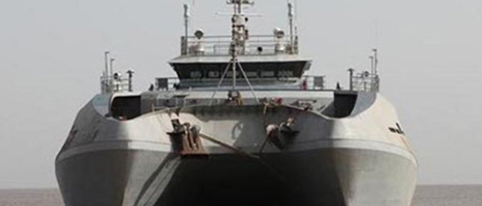 millitary vessel design and feasibility