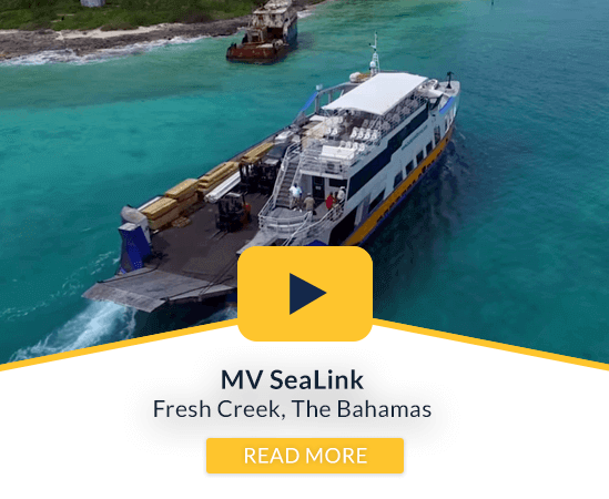 MV SeaLink Ferry Operations Bahamas
