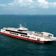 Ferry Vessel Designer