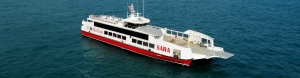 The Sarah Ferry Design by Sea Transport