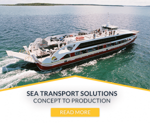 Ferry designs by Sea Transport