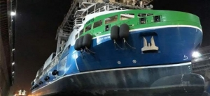 STS Designed Transhipper Lucky Eyre