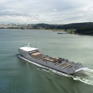 Military Vessel Designs by Sea Transport
